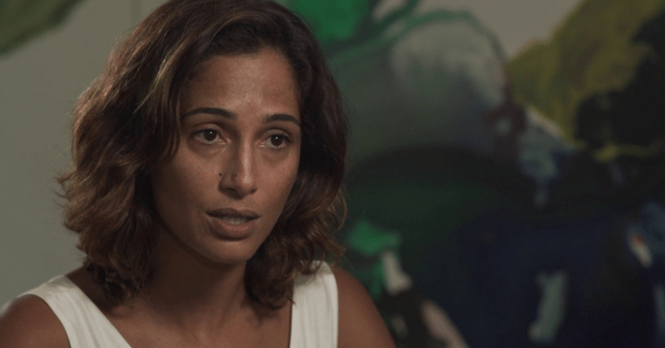 18.set.2016 - Camila Pitanga fala sobre a morte de Domingos Montagner