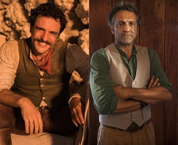 Rodrigo Lombardi substitui Domingos Montagner na série série