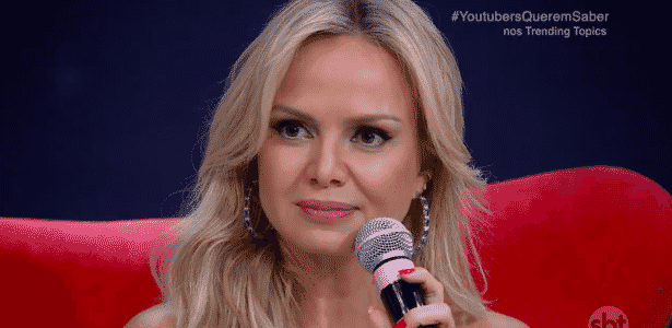 Eliana reclama de machismo e desigualdade de gêneros no Brasil e no mundo - Reprodução/SBT.com.br