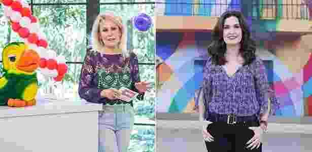 Paulo Belote/TV Globo/Ellen Soares/Gshow/Montagem UOL
