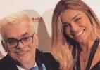 Grazi Massafera e Alexandre Nero disputam o Emmy nesta segunda-feira (21) - Reprodução/Instagram/massafera