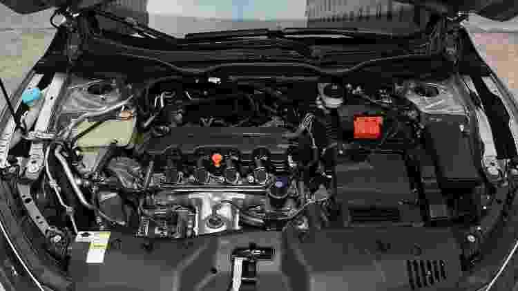 Civic LX 2 - Murilo Góes/UOL - Murilo Góes/UOL