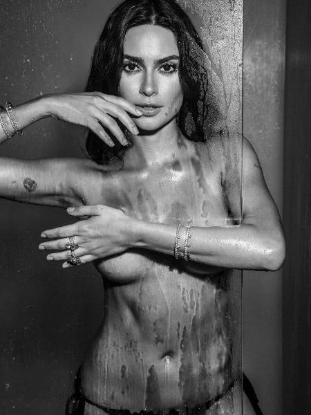 Thaila Ayla decidiu estender a temporada em Nova York e se dedicar ao mercado cinematográfico americano - André Nicolau/Divulgação GQ