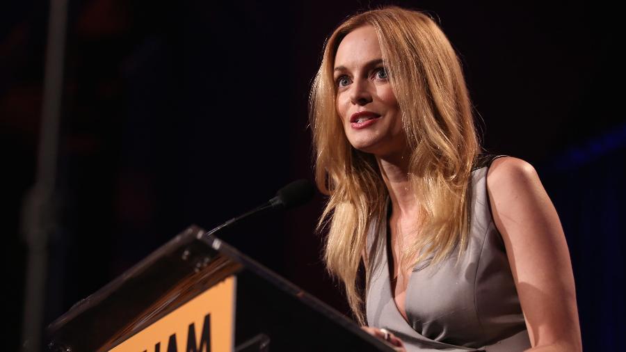 A atriz Heather Graham participa de premiação de cinema independente em Nova York, em 2014 - Jemal Countess/Getty Images for IFP