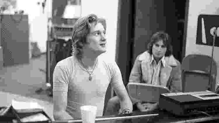 Jobriath em estúdio nos anos 1970 - Divulgação - Divulgação