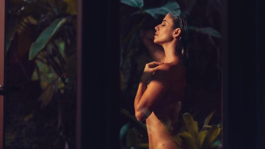 Paula Fernandes posa nua - Reprodução/Instagram