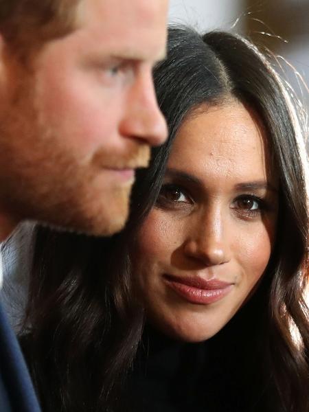 Príncipe Harry e Meghan Markle - Getty Images