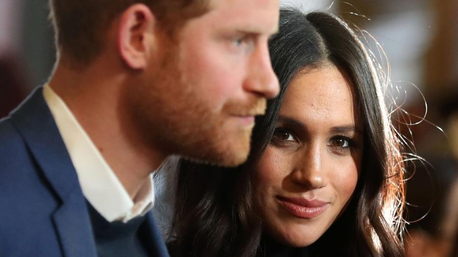 Príncipe Harry e Meghan Markle - Getty Images