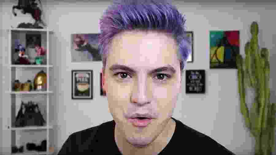 O youtuber Felipe Neto - Reprodução