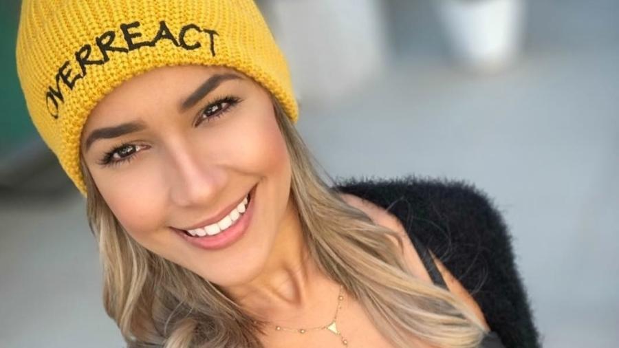 """Michele Andrade vê como positiva sua participação no """"The Voice Brasil"""" - Reprodução/Instagram"""