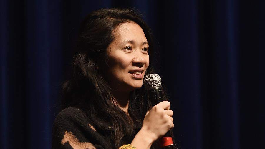 A cineasta Chloé Zhao: de Pequim para o Oscar - Amanda Edwards/Getty Images