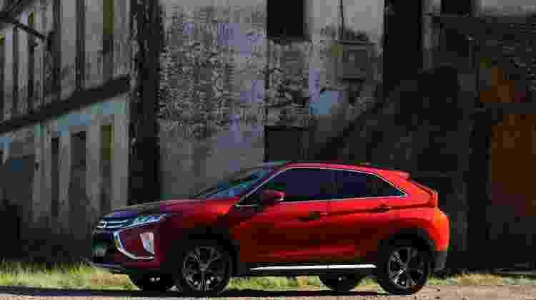 Mitsubishi Eclipse Cross HPES - Murilo Góes/UOL - Murilo Góes/UOL