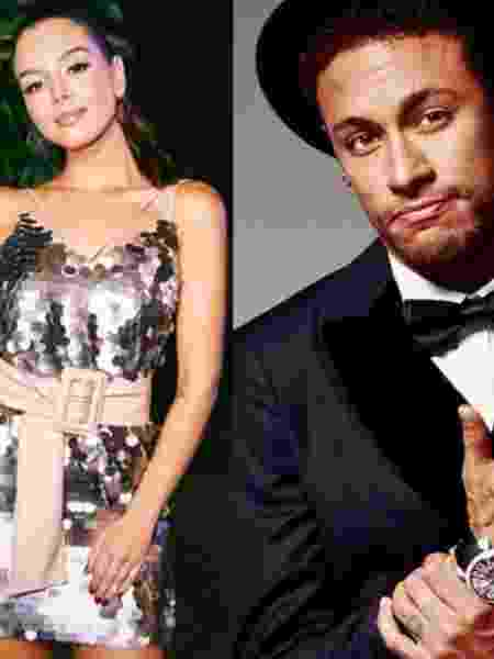 Giovanna Lancellotti e Neymar - Reprodução/Instagram
