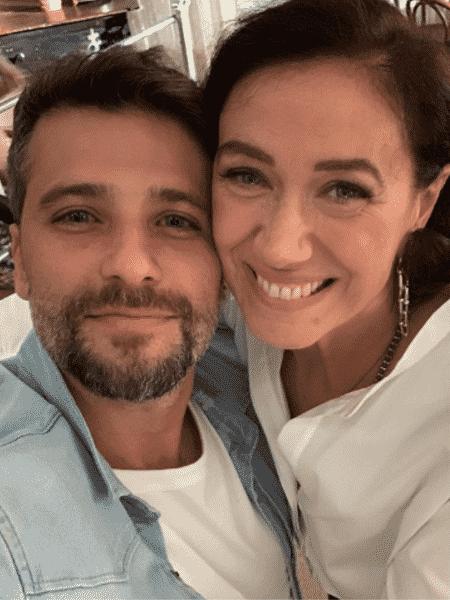 """Personagens de Lilia Cabral e Bruno Gagliasso serão impactados com as mudanças em """"O Sétimo Guardião"""" - Reprodução/Instagram"""