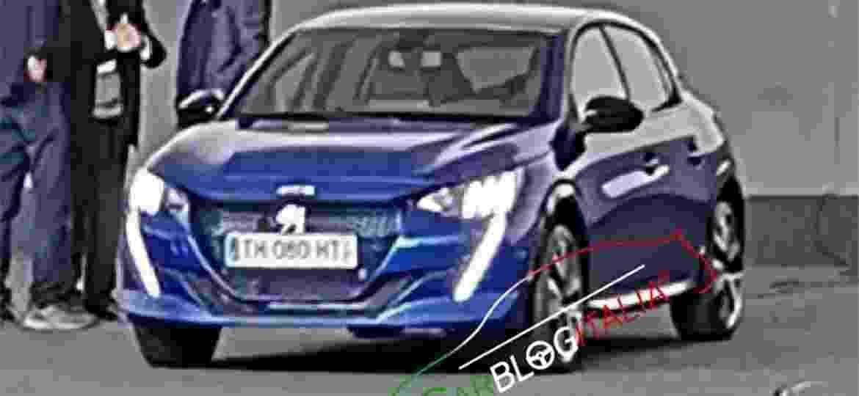 Design do compacto é inspirado em modelos como o 508 - Reprodução/Car Blog Italia