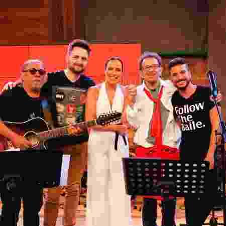 """""""Mulheres"""" terá programa especial no aniversário da Gazeta - Divulgação/TV Gazeta - Divulgação/TV Gazeta"""