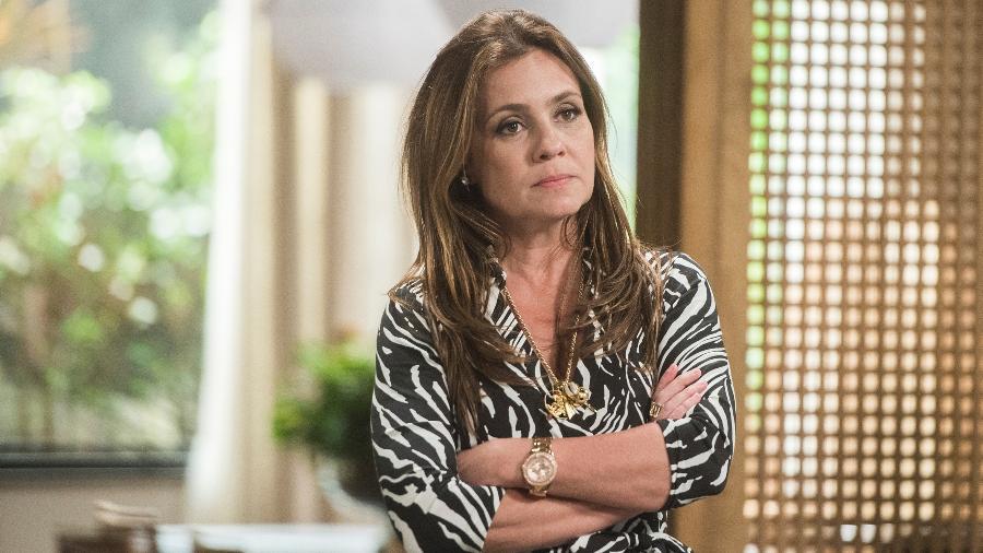 Globo já tem garantido o retorno de Adriana Esteves às novelas - Raquel Cunha/TV Globo