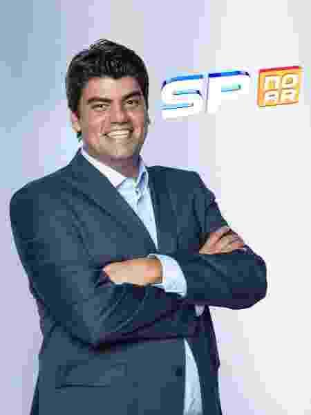 André Azeredo  - Edu Moraes/ Record TV
