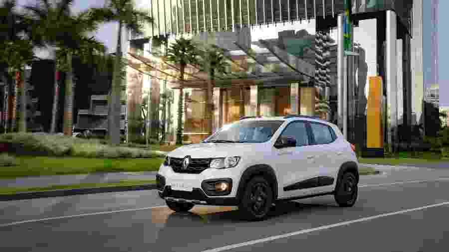 Renault Kwid Outsider - Rodolfo Bührer/Divulgação