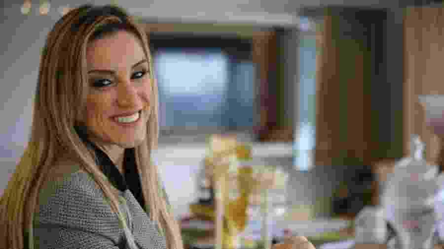 Tânia Zambon trocou a fisioterapia pelo coaching - Divulgação