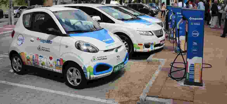 Serviço de compartilhamento de veículos elétricos; Japão tem alta densidade populacional e grande oferta de carros de aluguel - Divulgação