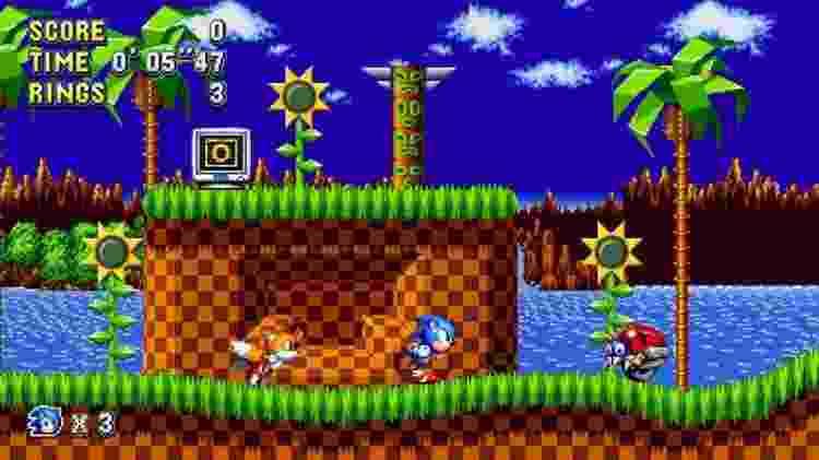 Sonic - Divulgação - Divulgação