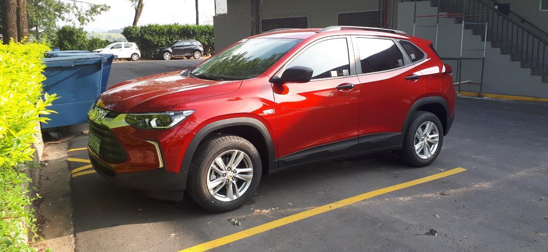 Novo Tracker será a primeira (e mais importante) novidade da Chevrolet - Vitor Matsubara/UOL