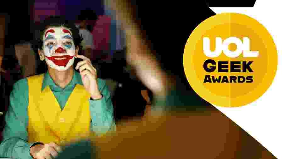 UOL Geek Awards Coringa - Mariana Pekin/UOL