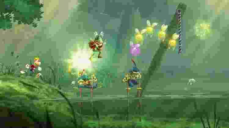 Rayman Legends Review 3 - Divulgação - Divulgação