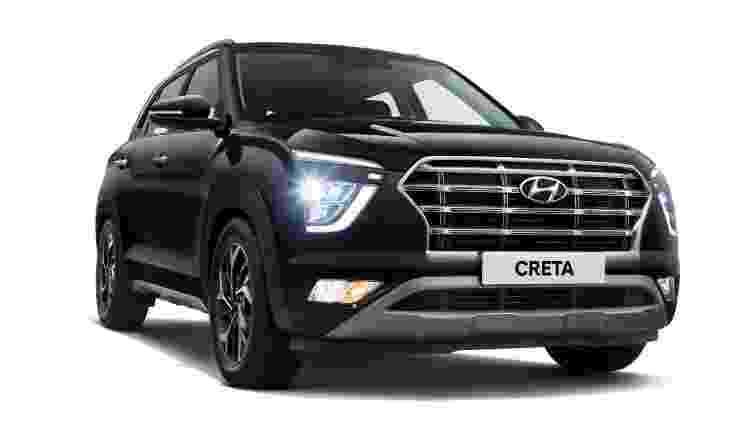 Hyundai Creta 2022 3 - Divulgação - Divulgação