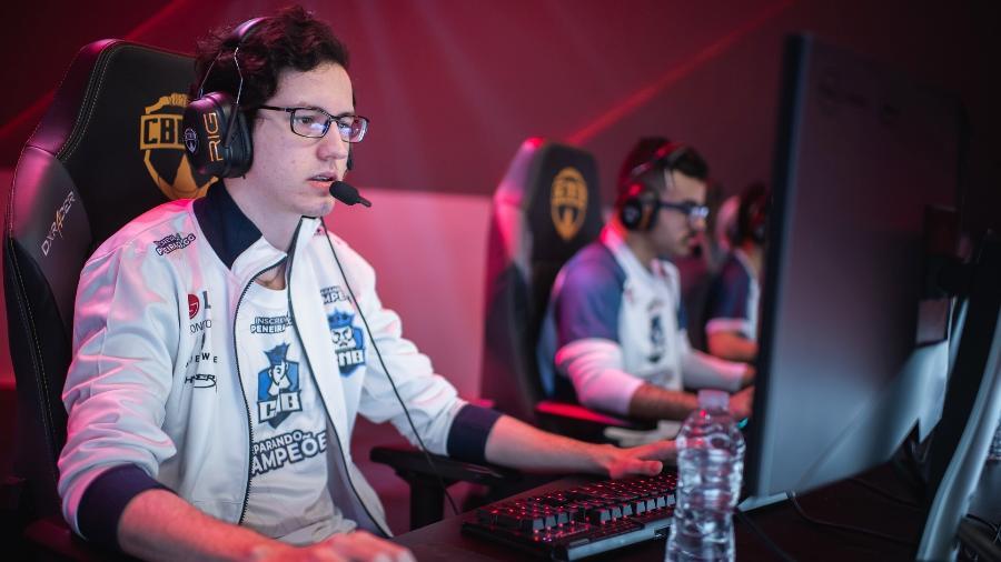 """Yan """"Yampi"""" Petermann foi uma das revelações das primeiras peneiras da CNB - Riot Games/Divulgação"""