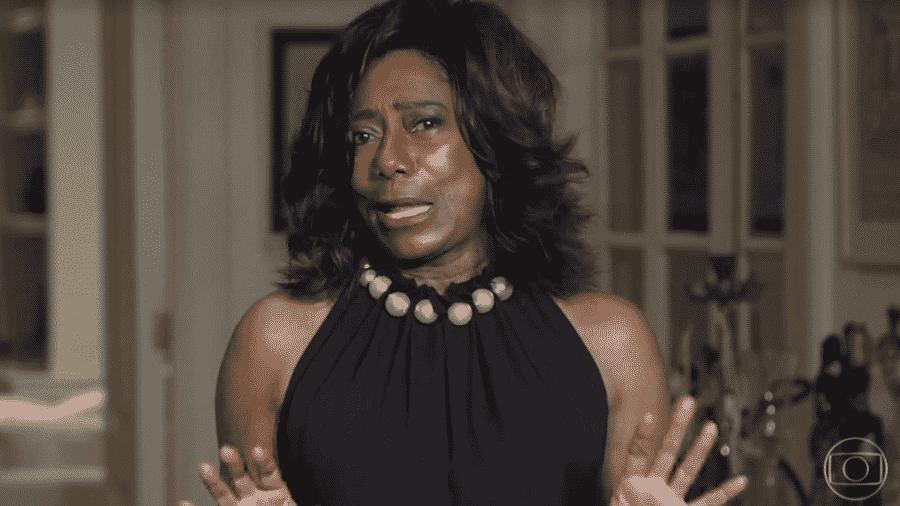 """Glória Maria fala sobre racismo no """"Globo Repórter"""" - Reprodução"""