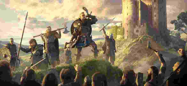 """Assassin""""s Creed Valhalla apresenta temática viking - Divulgação/Ubisoft"""