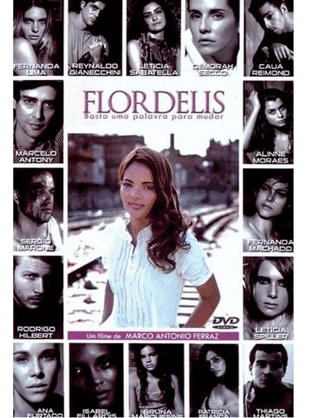 Poster flordelis - Divulgação - Divulgação