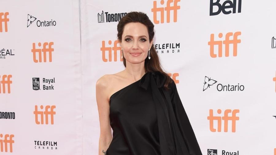 Angelina Jolie fala sobre novo filme e carreira após divórcio com Brad Pitt - Getty Images