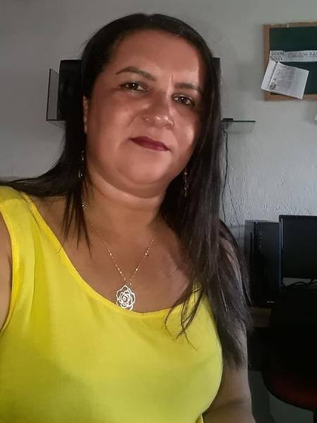 Luza Maria Silva, 49, é trabalhadora sexual desde os 16 anos - Arquivo pessoal