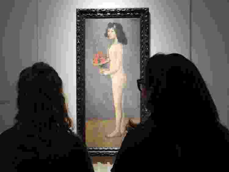 'A Menina com Cesta de Flores', de Pablo Picasso - Picture Alliance via Getty Images - Picture Alliance via Getty Images