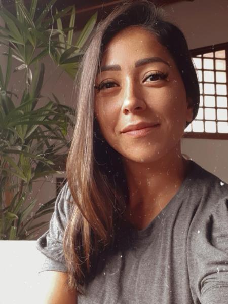 """Thais Renovatto, autora do livro """"5 Aanos Comigo"""". - Arquivo pessoal"""