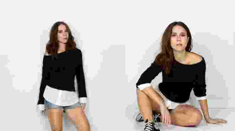 Daphne - Reprodução/Giselle Dias - Reprodução/Giselle Dias