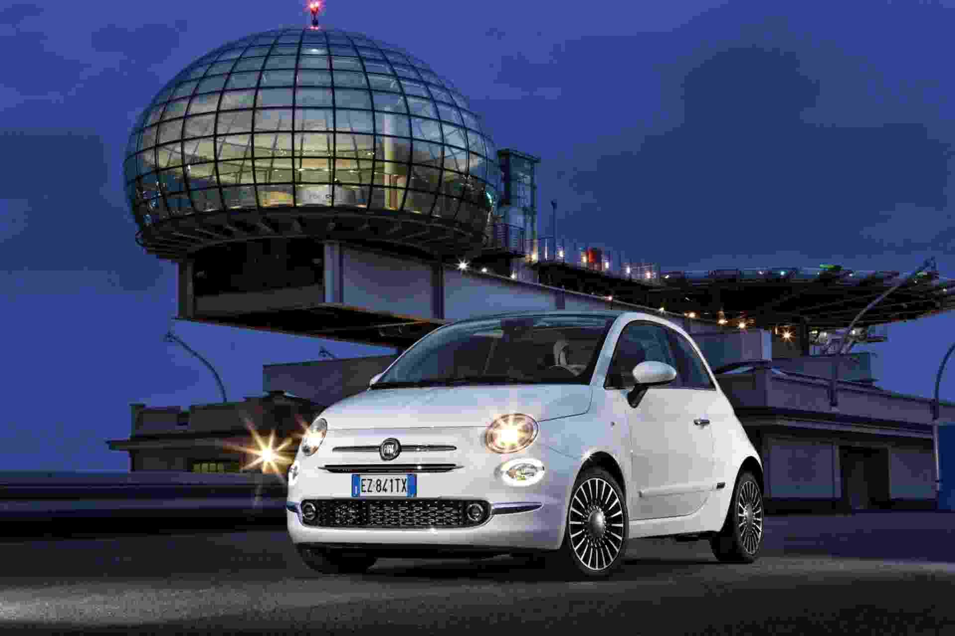 Novo Fiat 500 - Divulgação