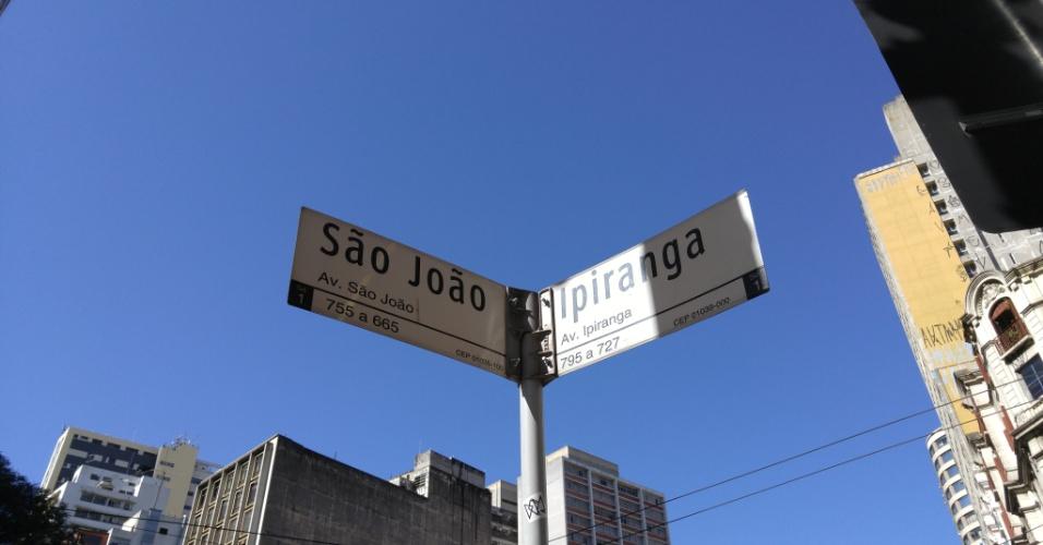 Ipiranga x São João