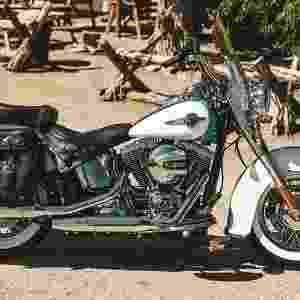 Harley-Davidson Softail Heritage Classic 2016 - Divulgação