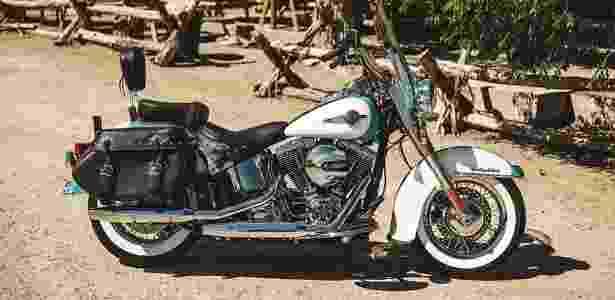 Harley-Davidson Softail Heritage Classic 2016 - Divulgação - Divulgação