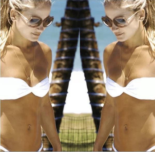 12.out.2015 - Claudia Leitte nunca escondeu que prefere os dias ensolarados. Nesta segunda-feira (12), a cantora publicou uma montagem de no seu Instagram e escreveu na legenda: