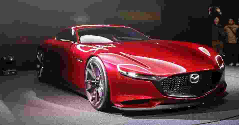 Mazda RX-Vision - Kimimasa Kayama/EFE