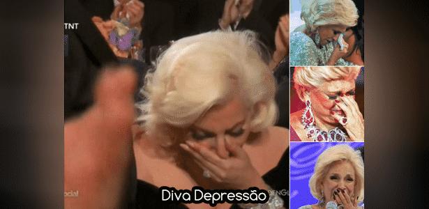 Diva - Gaga Hebe 2 - Montagem/Diva Depressão - Montagem/Diva Depressão