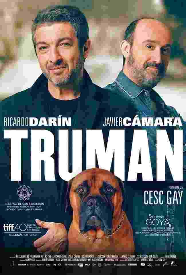 """Pôster do filme """"Truman"""" - Divulgação"""