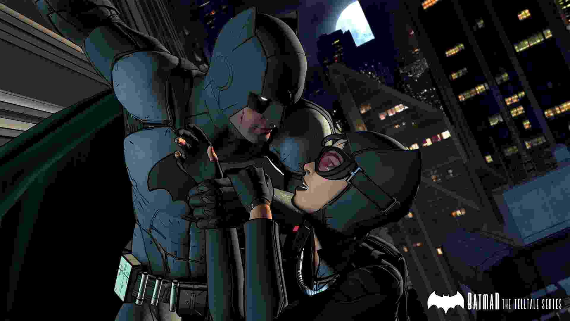 Batman: The Telltale Series' - Divulgação
