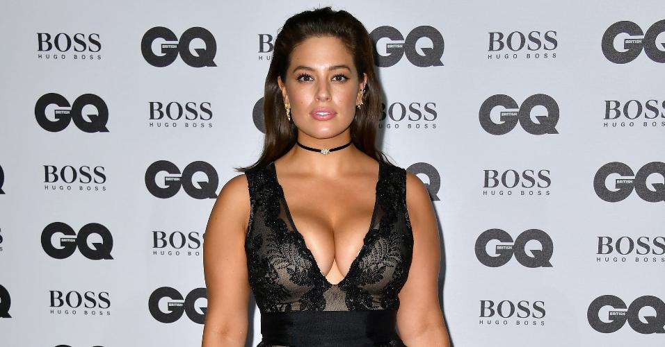 Mulheres plus size sexy - Ashley Graham