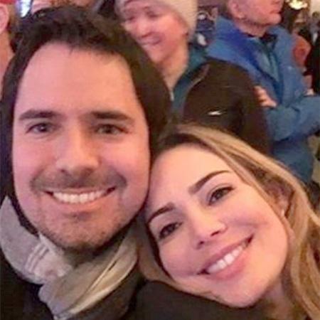 Rachel Sheherazade com o namorado, Matheus Faria Carneiro - Reprodução/Instagram/rachelsherazade